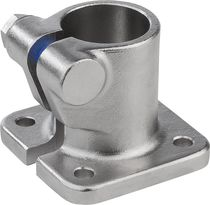 Pipe base clamp