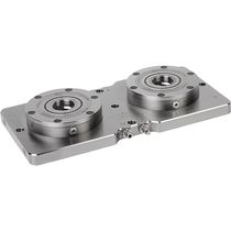 Round clamping plate