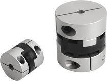 Oldham coupling / aluminum / flange