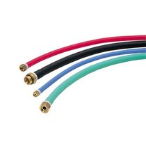 Water hoses / for compressed air / elastomer / self-fastening