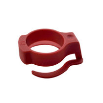 Security hose clamp