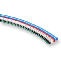 Polyamide hoses / fire-resistant
