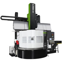 CNC turning center / vertical / 3-axis / milling machine
