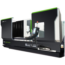 5-axis CNC machining center / vertical / traveling-column / rotating table