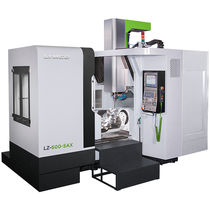 5-axis CNC machining center / vertical