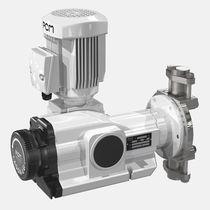 Food product pump / electric / piston / metering