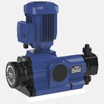 Wastewater pump / electric / diaphragm / metering