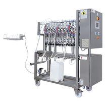 Online filling line / flavouring