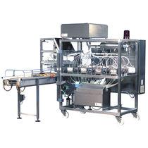 Online filling line / for liquids / multi-injection