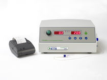 Oxygen analyzer / carbon dioxide / food / gas