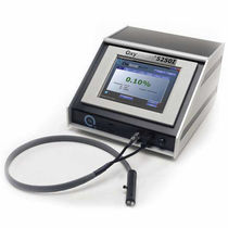 Oxygen analyzer / portable / laboratory