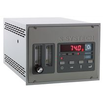 Oxygen analyzer / gas / concentration / for integration