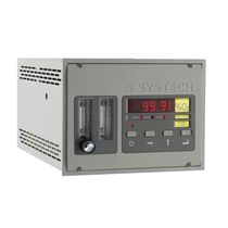 Oxygen analyzer / water / gas / concentration