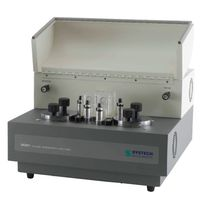 Oxygen analyzer / for plastic film / permeability / benchtop