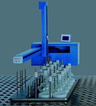Liquid sampler / automatic