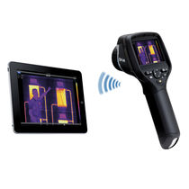 Thermal camera / infrared / CCD / handheld
