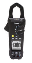 Digital clamp multimeter / portable / with power measurement / true RMS