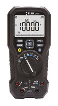 Digital multimeter / portable / true RMS / industrial