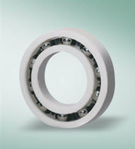 Ball bearing / single-row / inch-size