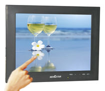 Monitor with touchscreen / LCD/TFT / 1024 x 768 / panel