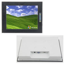 LCD monitor / 1280 x 1024 / panel / vandal-proof