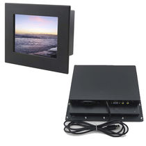 Touch screen monitor / LED / panel / 800 x 600
