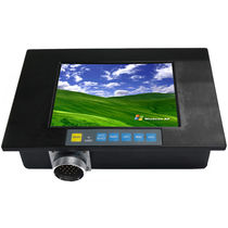 Resistive touch screen monitor / LCD / 640 x 480 / panel