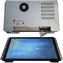 Touch screen monitor / IPS LCD / open-frame / 1366 x 768