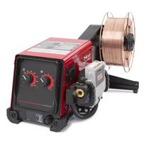 Welding wire feeder / semi-automatic
