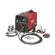 MIG-MAG welder / portable / single-phase / DC