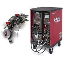 TIG welding head / orbital / automatic