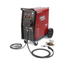 MIG-MAG welder / mobile / with integrated display / single-phase