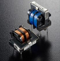 Magnetic choke / common mode / circular / for electronics