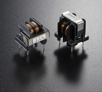 Magnetic inductor / common mode / through-hole type / for electronics