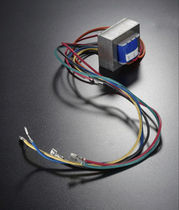 Isolation transformer / laminated / for printed circuit boards / single-phase