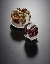 Magnetic choke / current / circular / for electronics