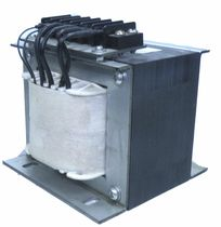Control transformer / laminated / for printed circuit boards / single-phase
