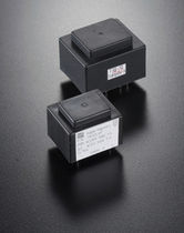 Power transformer / encapsulated / for printed circuit boards / single-phase