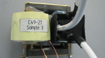 Power transformer / portable / for printed circuit boards / for electronics