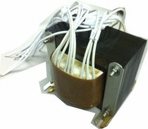 Instrument transformer / current / ferrite core / for printed circuit boards