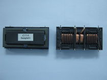 Power transformer / open type / for printed circuit boards / high-frequency