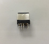 Power transformer / flyback / open type / for printed circuit boards