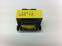 Power transformer / open type / through-hole / high-frequency