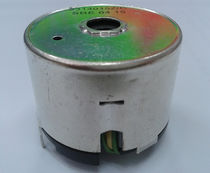 Power transformer / closed / for printed circuit boards / single-phase