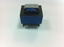 Power transformer / low-profile / for printed circuit boards / single-phase