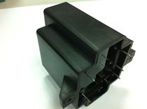 Pulse transformer / encapsulated / for printed circuit boards / high-voltage