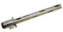 Flammable gas detector / infrared / high-sensitivity