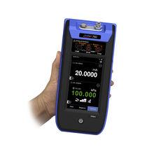 Differential pressure controller / for pressure calibration / precision / low-pressure