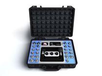 Pressure calibration universal connection kit
