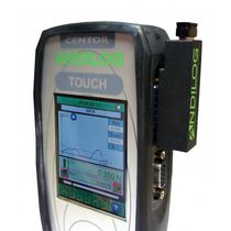 USB data-logger / force / torque / with touch screen